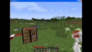 Minecraft: Как сделать Пузырек Ведьмы (колбу)