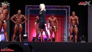 2017 EVLS Prague Showdown. Men's Bodybud...