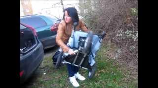 видео Купить Moon Kiss (прогулочная) - цены на коляску, отзывы, обзор на Moon Kiss (прогулочная) - Коляски прогулочные