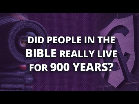 Did People in the Bible Really Live for 900 Years? | Fr. Mike Schmitz | Catholic Answers