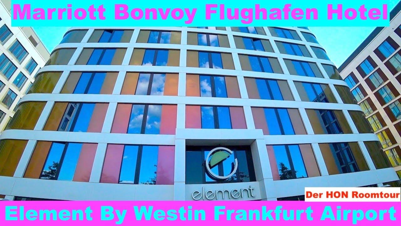 Element by Westin Suite Frankfurt Airport nach Corona   Marriott Bonvoy Flughafen Hotel   Der HON