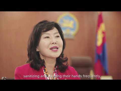 Sharing COVID-19 experiences: The Mongolian response