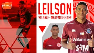 ⚽ LEILSON / VOLANTE - MEIA / Leilson Carlos de Oliveira Alves