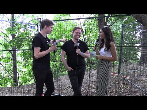 Interview with Everything Everything