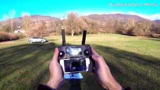 DJI Mavic Pro, come volare