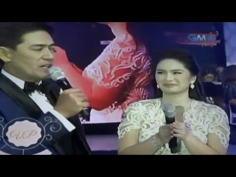 VIC and PAULEEN WEDDING SPECIAL @RECEPTION - February 3, 2016