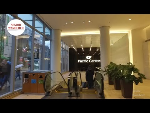 Vancouver Street Walk, EP43 - Pacific Centre, Downtown