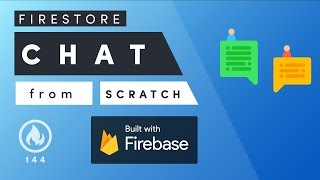 Firestore Megachat - Let's Build a Chat App
