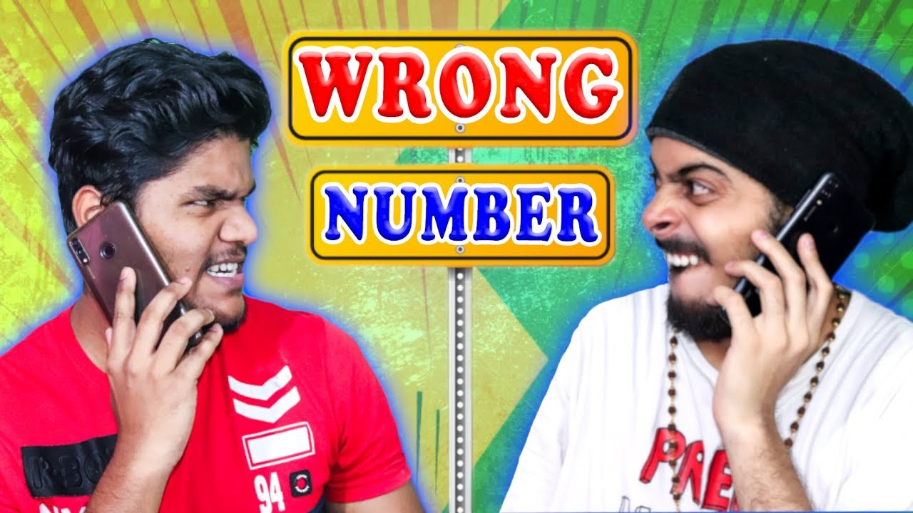 WRONG NUMBER || ज़बरदस्त कॉमेडी 2020 || PREM BHATI