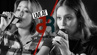 HeeSun Lee & Angie Rose Cypher | Live at JahRock'n S3E9
