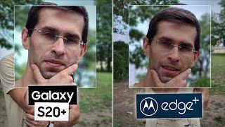 Motorola Edge Plus vs Samsung Galaxy S20 Plus: Camera Comparison