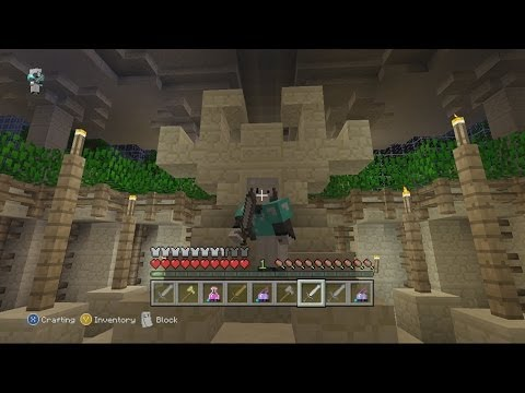Minecraft Xbox Rise of the Orient Hunger Games