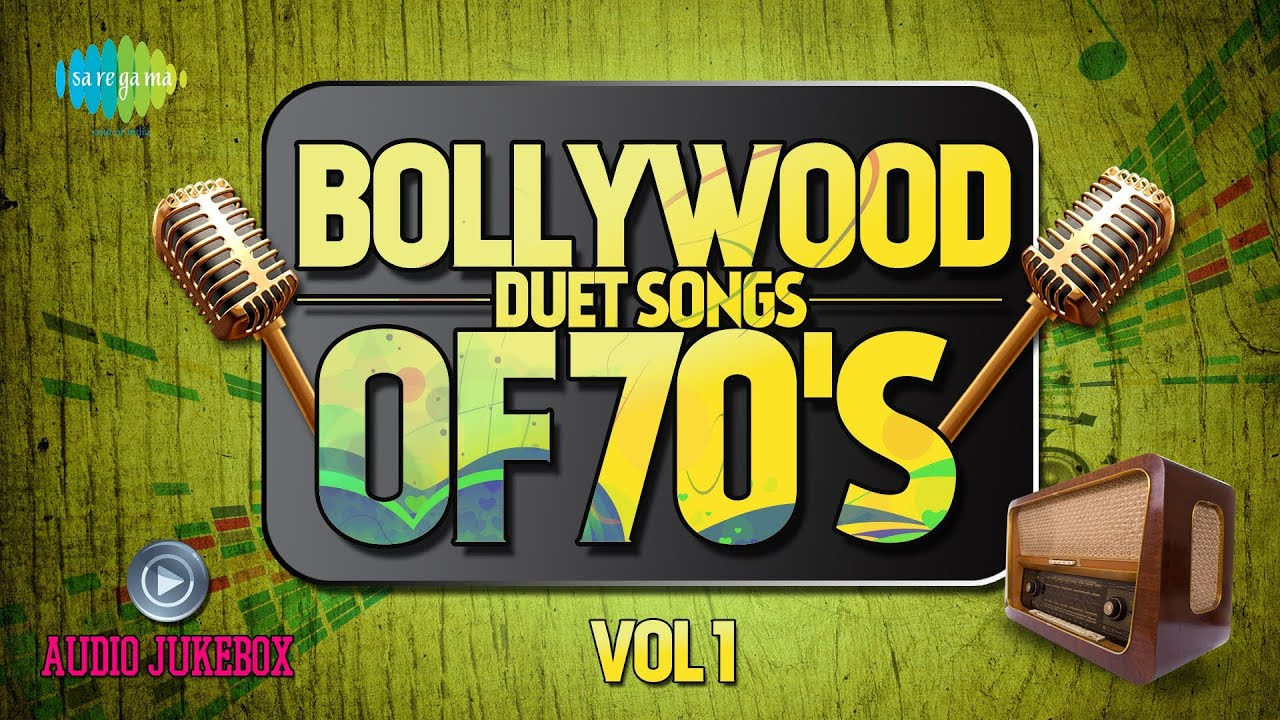Bollywood Evergreen Filmy Duet Songs Of 70's Volume- 1 | Old Hindi Songs Audio Juke Box