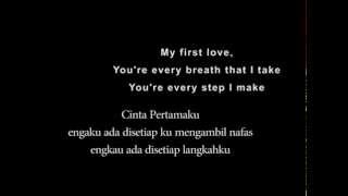 Virzha feat Raisa - Endless Love (Lionel Richie) with indonesian Lyric
