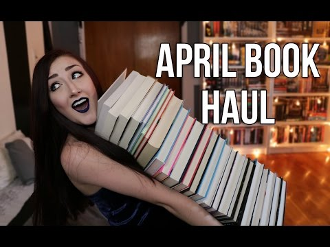 MY ALL TIME BIGGEST BOOK HAUL (30+ books!)