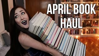 my all time biggest book haul 30 books