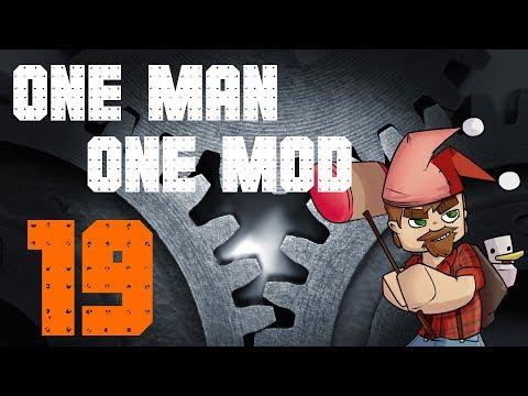 1.12 Modded Minecraft OMOM: Learning Immersive Engineering!  E19: Diesel Generator!