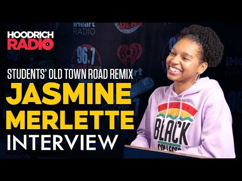 DJ Scream - Jasmine Merlette on Going Viral w/ Students' Lil Nas X Old Town Road Remix