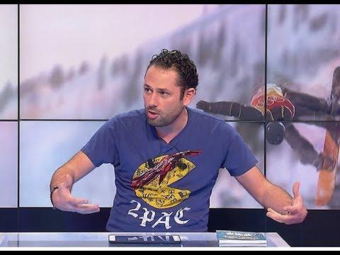 #TEAMG1 - Direct du 15/11/2017 (1/4) - L'eSport aux Jeux Olympiques