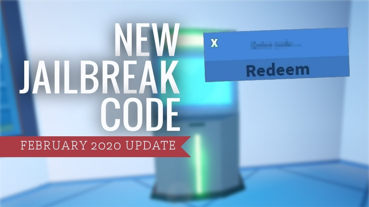 New Code In Jailbreak Update February Update Youtube