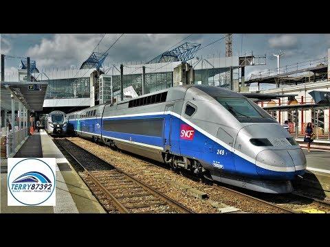 Gare de Rennes - Trains, TGV, Ouigo, TER, Fret