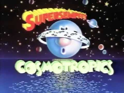 Supersempfft Cosmotropics Official Video