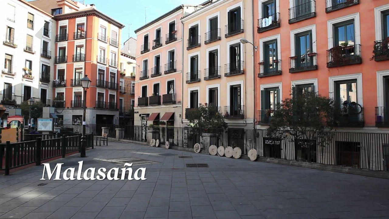 Madrid's neighbourhoods: Malasaña - YouTube