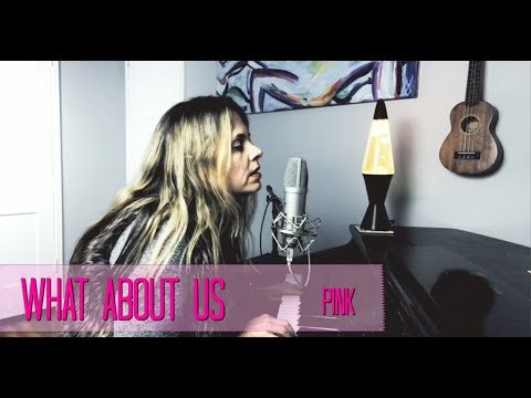 Pink - What About Us ( cover by gilli moon )