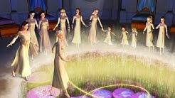 Barbie in Die 12 tanzenden Prinzessinnen - Barbie in deutsch