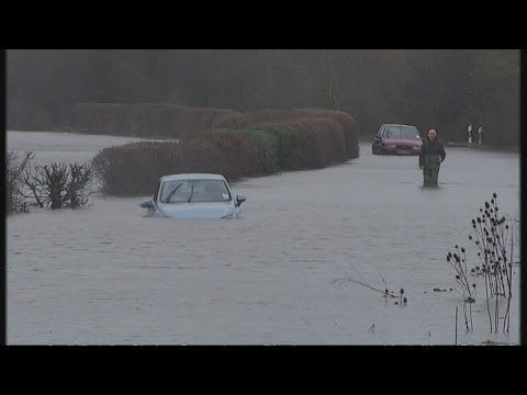 UK floods: the worst hit areas
