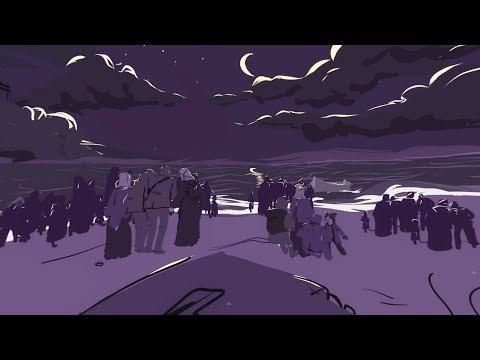 Sea Prayer: a 360 illustrated film by awardwinning novelist Khaled Hosseini