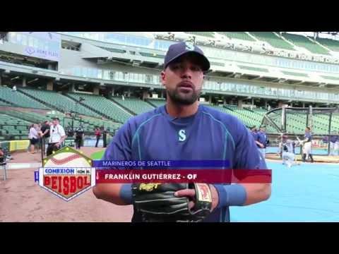 Conexión con el Beisbol 2016 | Franklin Gutierrez