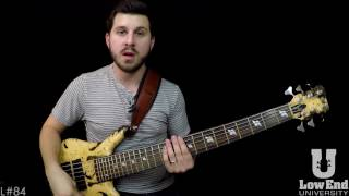 SCALE THE SUMMIT - How To Properly Use Compressors on Bass Guitar with Mark Michell | GEAR GODS