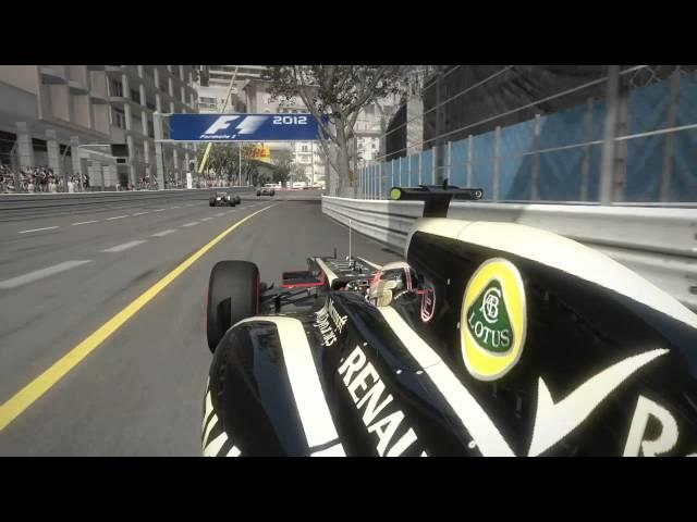 F1 2012 Developer Diary 3