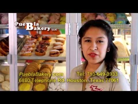 Puebla Bakery Panaderia Pan Mexicano en Houston Texas
