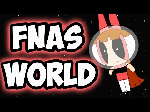 FNAS WORLD Ep.6 - MINIGAMES AND MORE CHARACTERS FOUND
