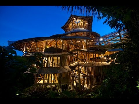 The Most Natural, Comfortable, & Beautiful House In The World