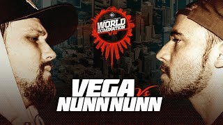 KOTD - Vega vs Nunn Nunn   #WD7