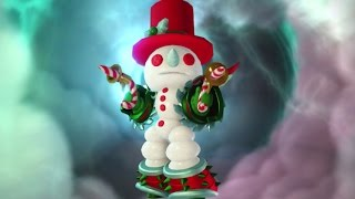 Snowman Imaginator Creation + Gameplay (Skylanders Imaginators)