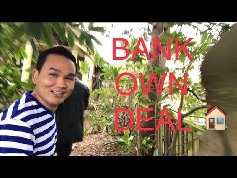 Inside A Bank Own Property- Wholesaling Houses Virtually
