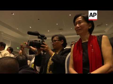 Philippines peace talks open in Rome