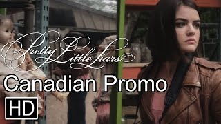 "Pretty Little Liars - 6x05 Canadian Promo ""She's No Angel"" - Season 6 Episode 05"