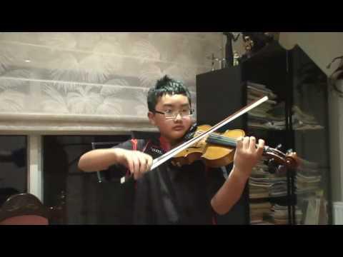 Tim Yu, 11 Year old boy plays Kabalevsky Concerto ...