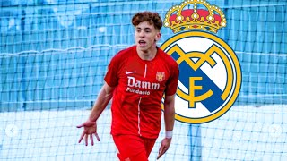 Victor Muñoz ► Welcome To Real Madrid • 2021 ✔️