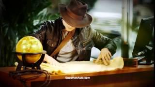 Sussman Indiana Jones TV Spot