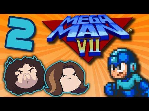 Mega Man 7 - Don't Diss Dan - PART 2 - Game Grumps
