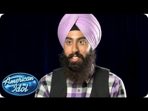 Gurpreet Singh Sarin: Road To Hollywood Interviews - AMERICAN IDOL SEASON 12