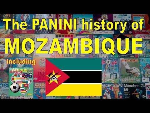 mozambique a history