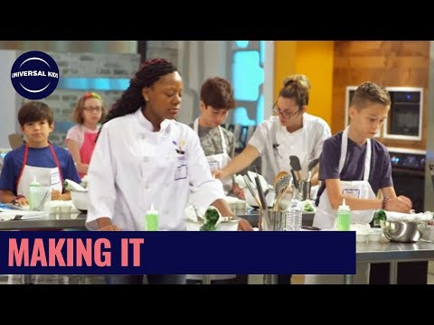 Top Chef Jr: Making it to Top Chef Jr, Episode 1 | Universal Kids
