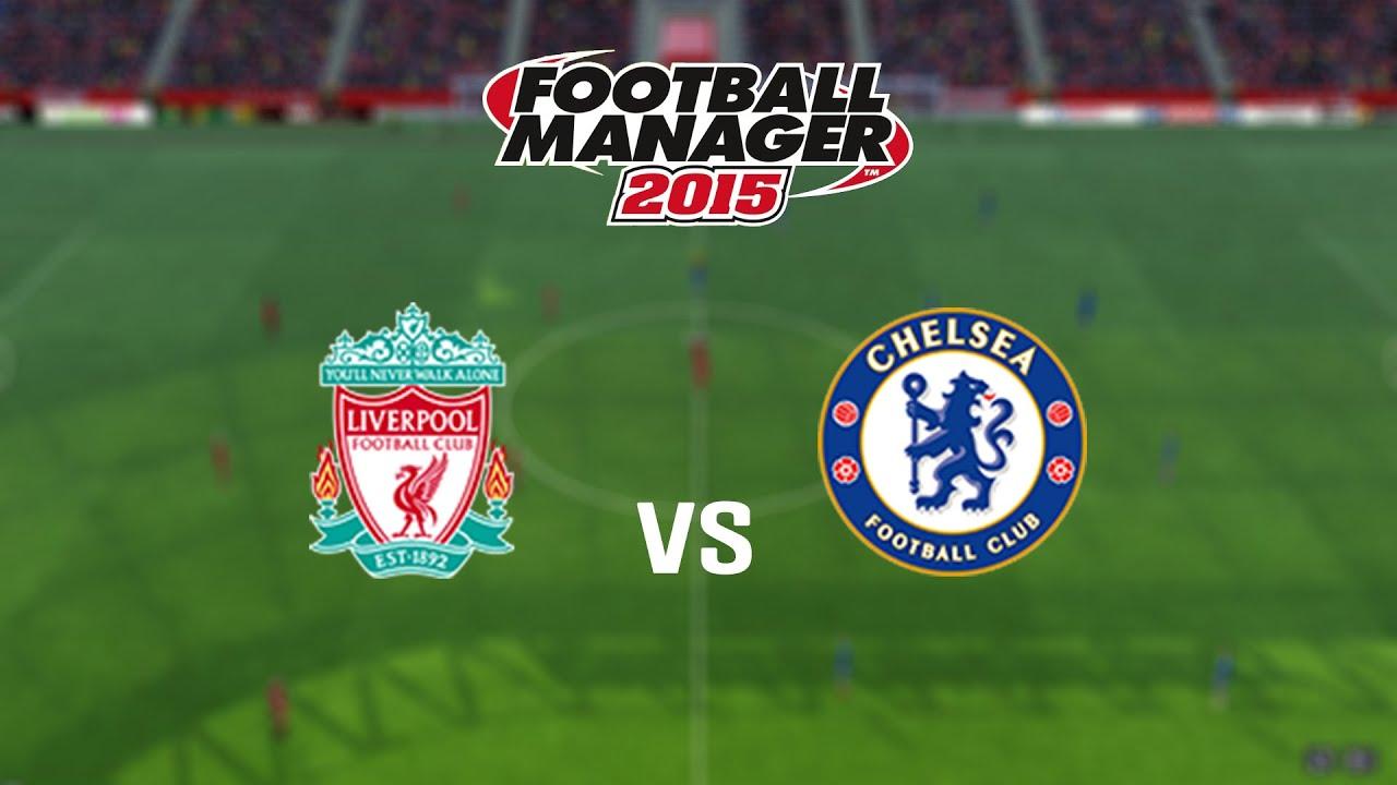 Chelsea Vs Liverpool 2014: 2014-2015 EPL 15R Liverpool Vs Chelsea Highlight